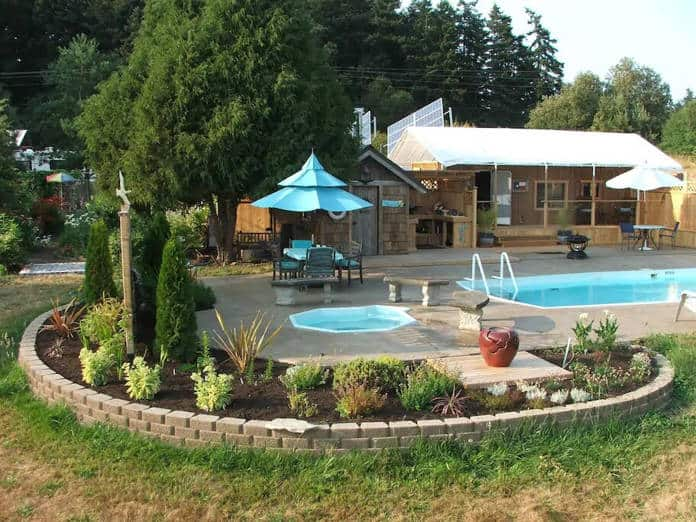 Airbnb Washington Garden Cottage