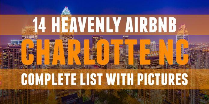 airbnb charlotte facebook vacation rentals