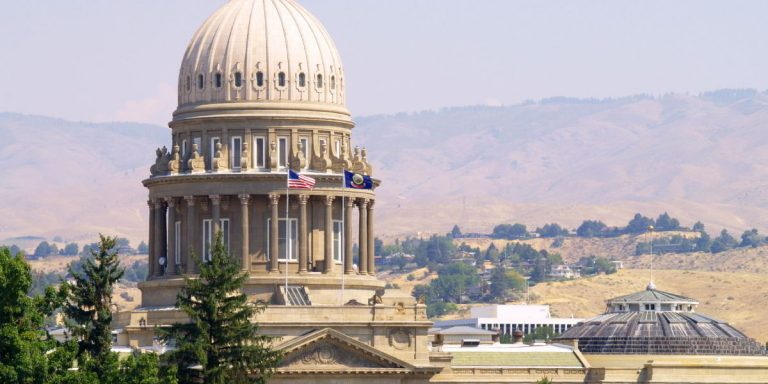 picture of boise idaho buildings
