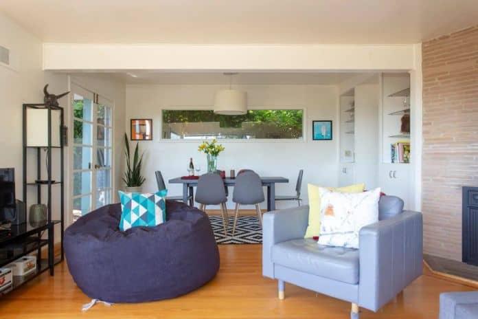 Airbnb Berkeley Lovely Mid Century