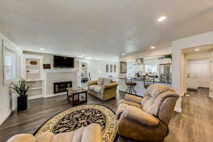 Airbnb Boise Luxury living