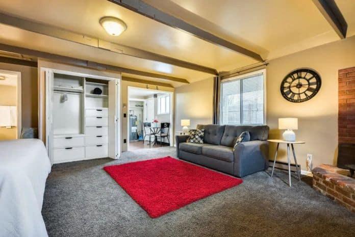 Airbnb Boise Quaint Apt Near CofI