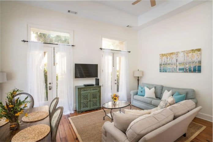 Airbnb Charleston Luxury Pied à terre