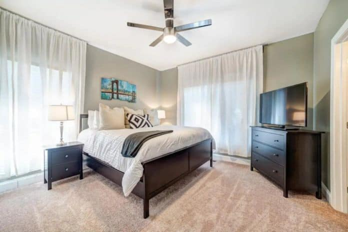 Airbnb Chattanooga Parkside 1605