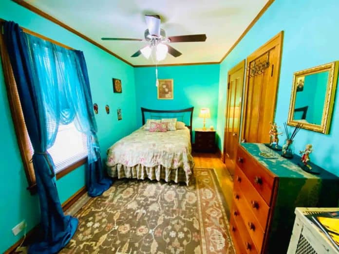Airbnb Chicago 420 Friendly Rm4 Mary Jane Suite PatioGrill