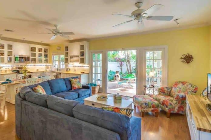 Airbnb Key West La Provence Tropicale