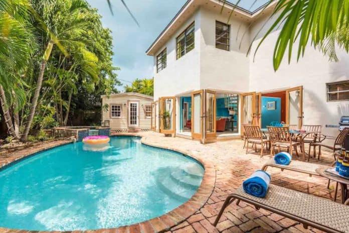 Airbnb Key West La Vie En Rose