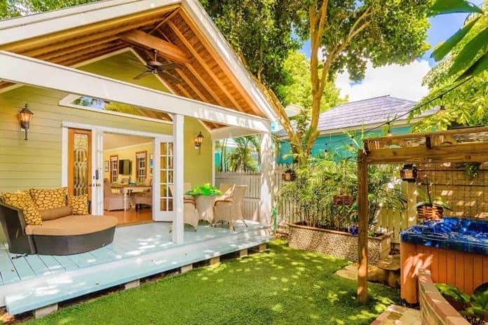 Airbnb Key West Swept Away