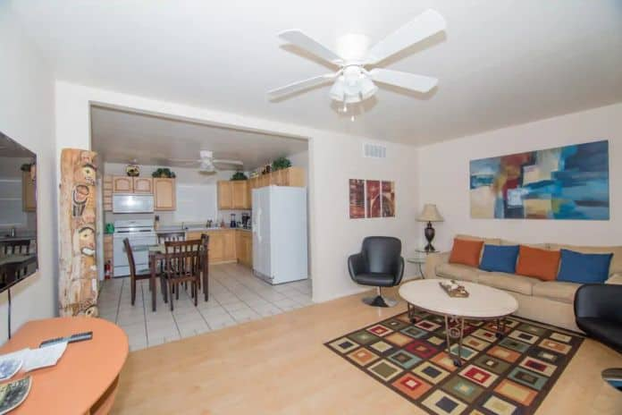 Airbnb Phoenix pet Biltmore Arcadia gem