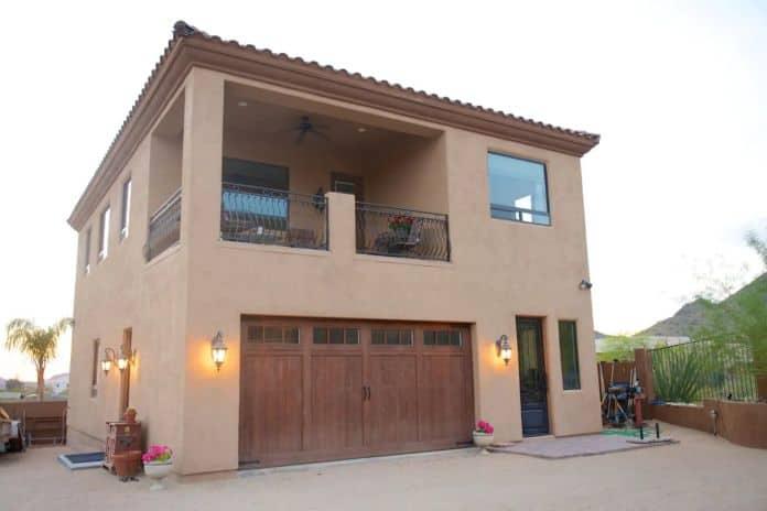 Airbnb Phoenix pet Desert Paradise Guesthouse