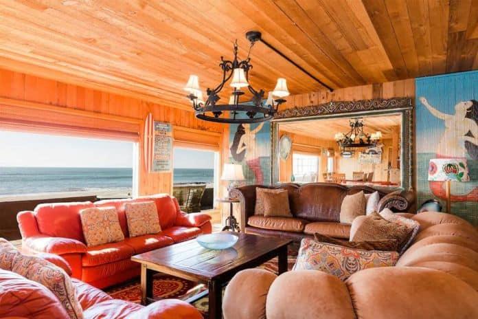 Airbnb Santa Barbara Mondos Cove Beach House