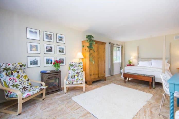 Airbnb Santa Barbara Studio Perfectly