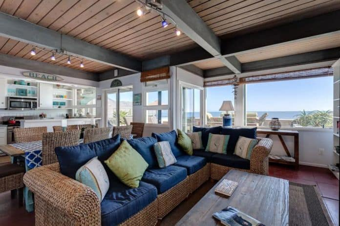 Airbnb Santa Barbara Stylish Oceanfront