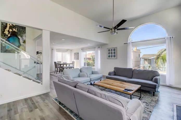 Airbnb Santa Barbara Ventura Beach House