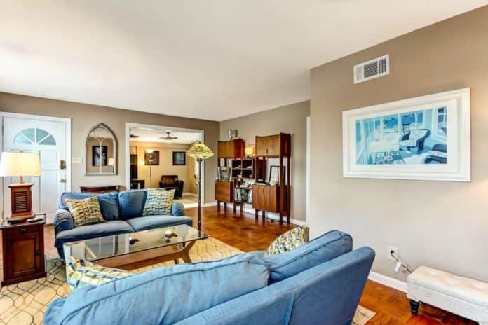 Airbnb Savannah pet Blue Kayak House