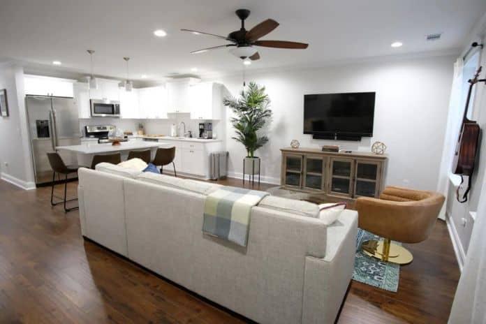 Airbnb Savannah pet Modern Garden Unit