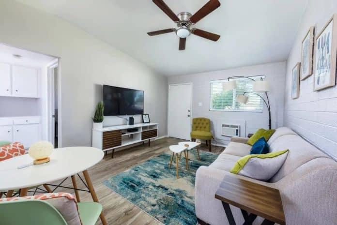 Airbnb Scottsdale MidCentury OldTownScotts
