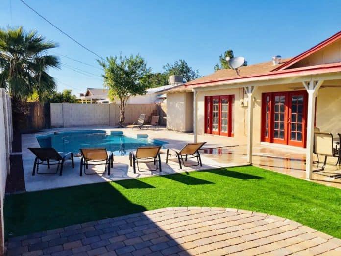 Airbnb Scottsdale Shanty on Sheridan
