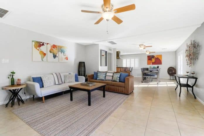 Airbnb Scottsdale Spacious Retreat