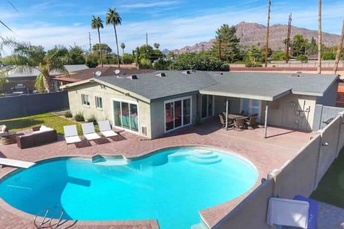 Airbnb Scottsdale Walk to Old Town Scottsdale