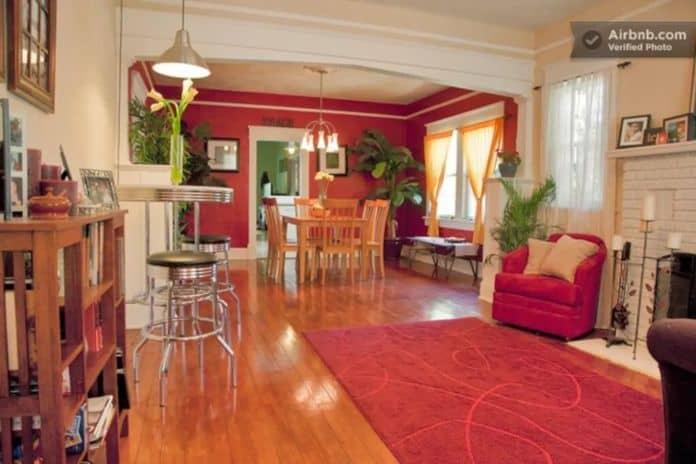Airbnb Tampa Large HistoricTampa