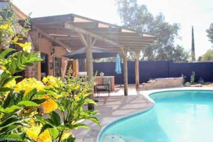 Airbnb Tucson Addisons House