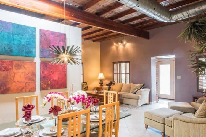 Airbnb Tucson Copper Court Hacienda