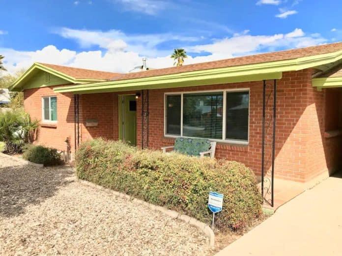 Airbnb Tucson Longfellow Ave
