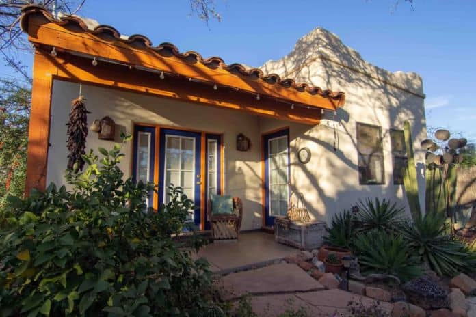 Airbnb Tucson Private Southwestern