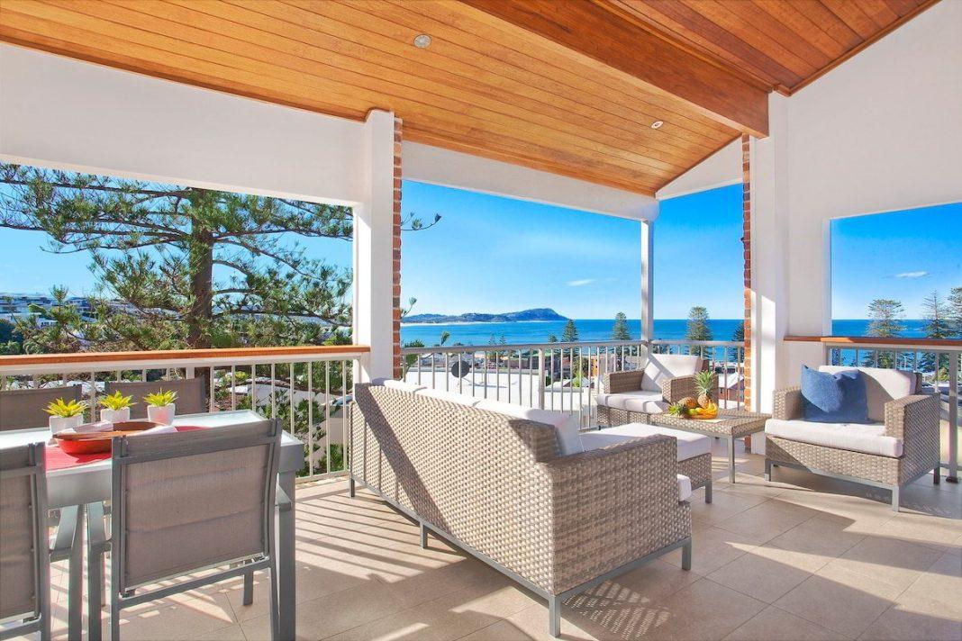 airbnb terrigal accom holidays seaside escape pet friendly