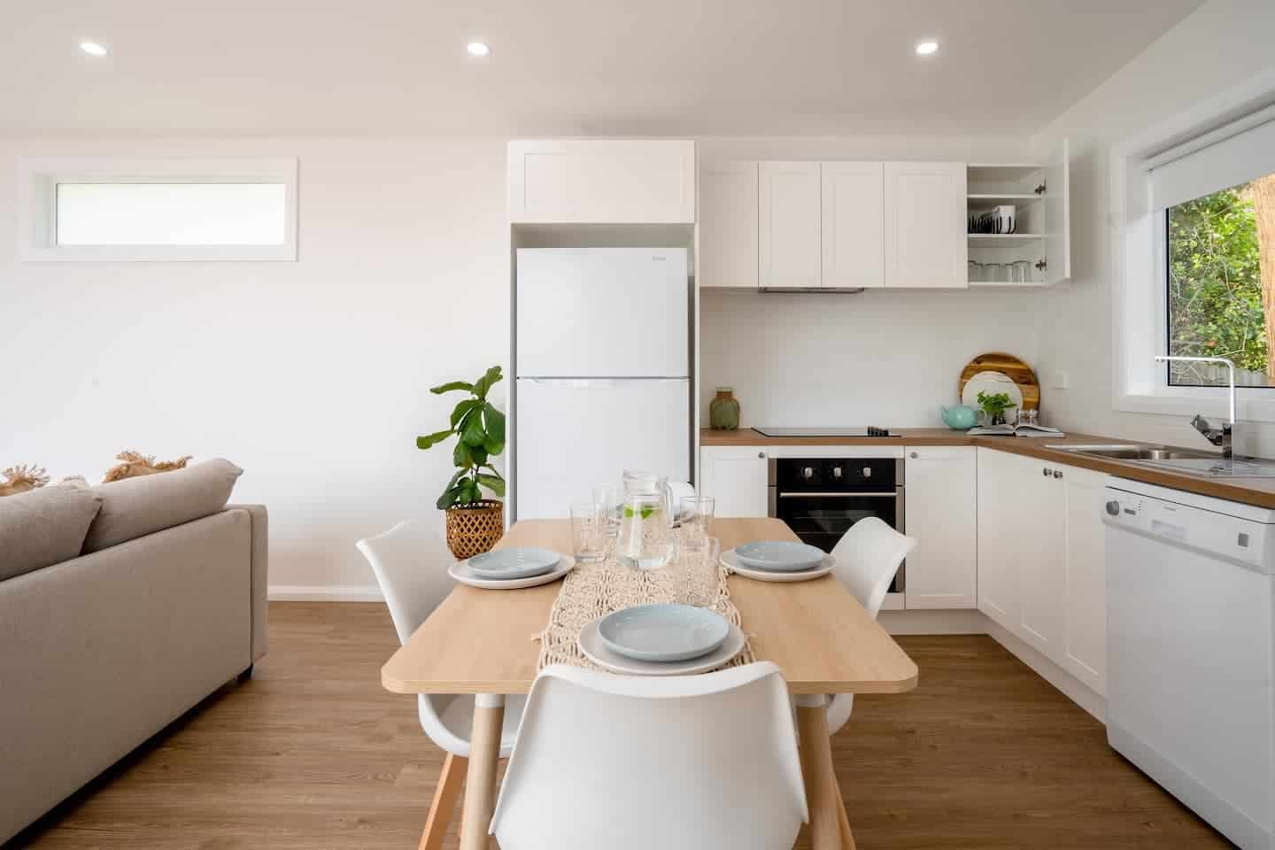 Photo of a top airbnb terrigal titled: Modern 2BR Terrigal Villa relevant to terrigal holiday rental accomodation