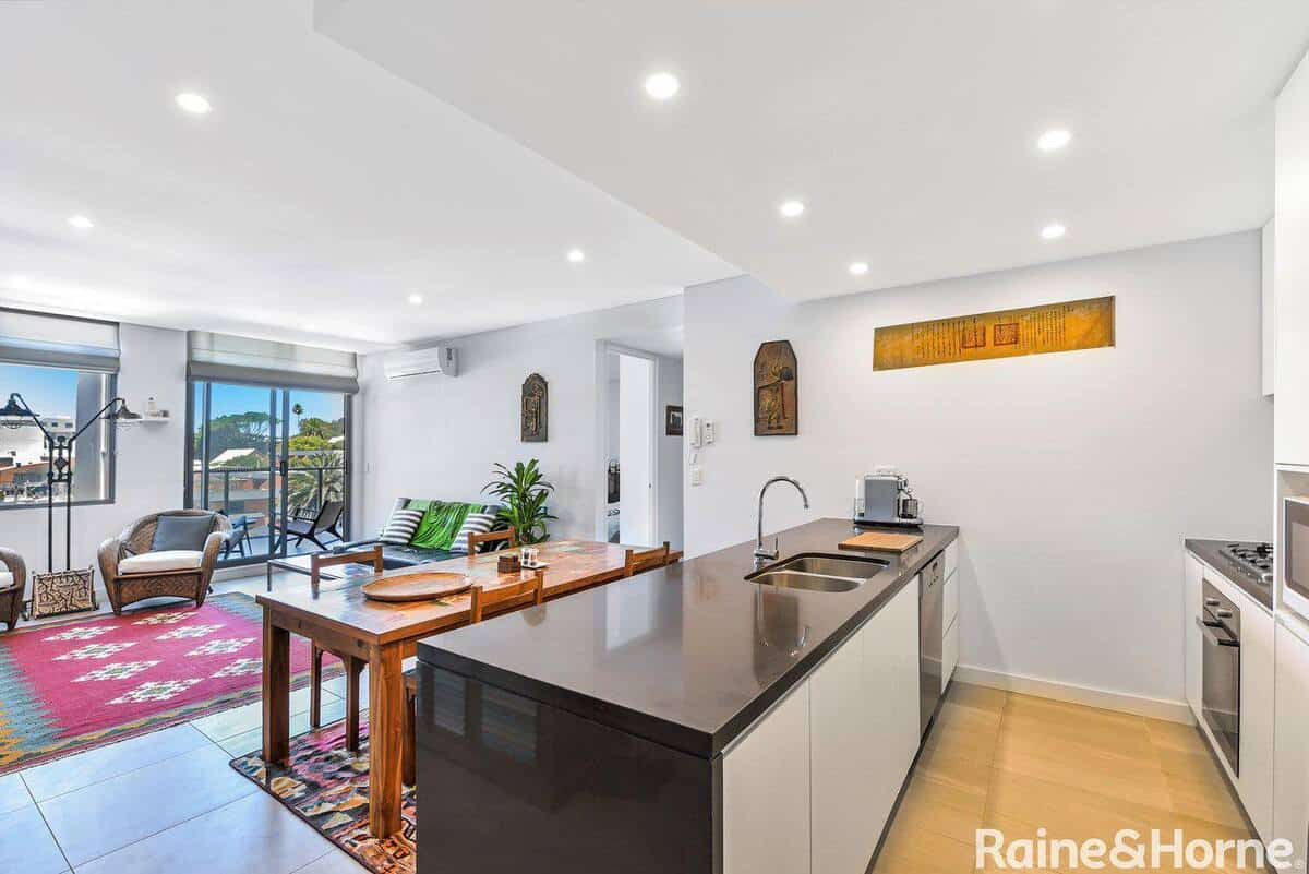 Photo of a top airbnb terrigal titled: Oceans Edge #8 relevant to terrigal holiday rental accomodation